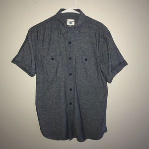 Old Navy Short-Sleeve Button Up